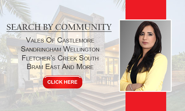 Brampton North Detached Homes for Sale