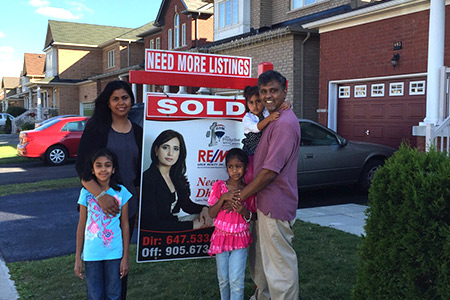 Real Estate Homes in Brampton