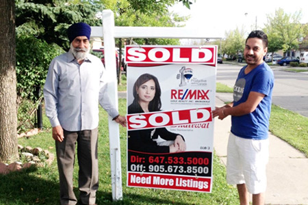 Buy House in City of Brampton